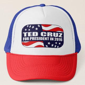 Präsident 2016 Ted-Cruz Truckerkappe