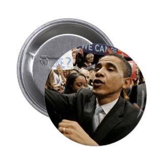 Präsident Barack Obama knöpft Buttone Runder Button 5,1 Cm