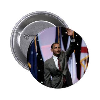Präsident Barack Obama knöpft Buttone Runder Button 5,7 Cm