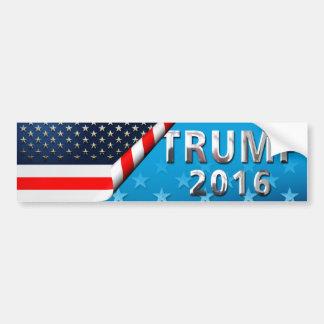 Präsident Donald-J. Trump For im Jahre 2016 Autoaufkleber