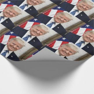 Präsident Donald Trump Geschenkpapier