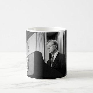 Präsident Jimmy Carter Kaffeetasse