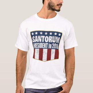 Präsident Rick-Santorum im Jahre 2016 T-Shirt