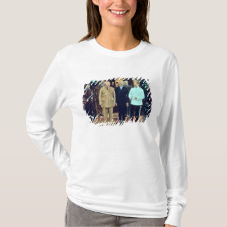 Präsident Truman und Josef Stalin T-Shirt