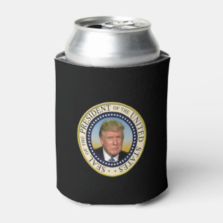 Präsident Trump Foto Presidential Seal