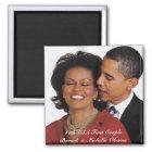 Präsidentengedenkprodukte Quadratischer Magnet