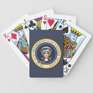 PräsidentenSiegel: Spielkarten