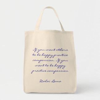 Praxis-Mitleid-Zitat Einkaufstasche