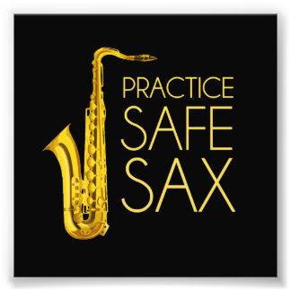 Praxis-Safe-Saxophon Fotos