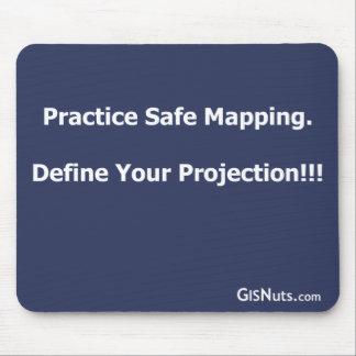 Praxis sicheres aufzeichnenMousepad Mousepad