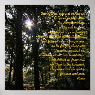 Prayer des Lords Poster