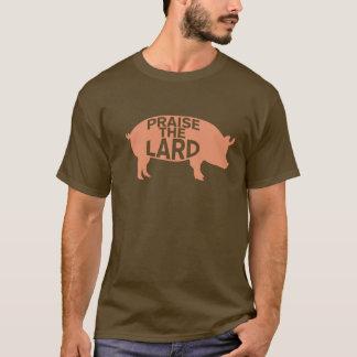 Preisen Sie den Schweinefett-T - Shirt