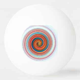 PrimärfarbWirbel Tischtennis Ball