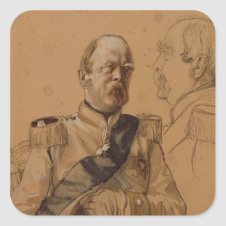Prince Otto Von Bismarck Stickers