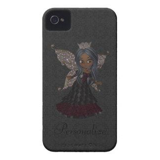 Princesse féerique gothique mignonne Blackberry Coque iPhone 4 Case-Mate