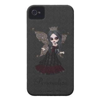 Princesse féerique gothique mignonne Blackberry Étuis iPhone 4