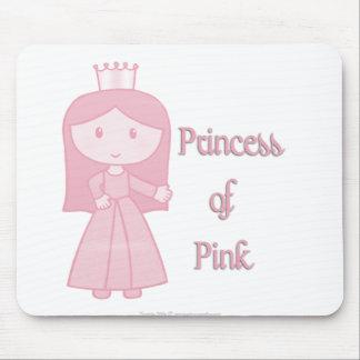Princesse Of Pink Tapis De Souris