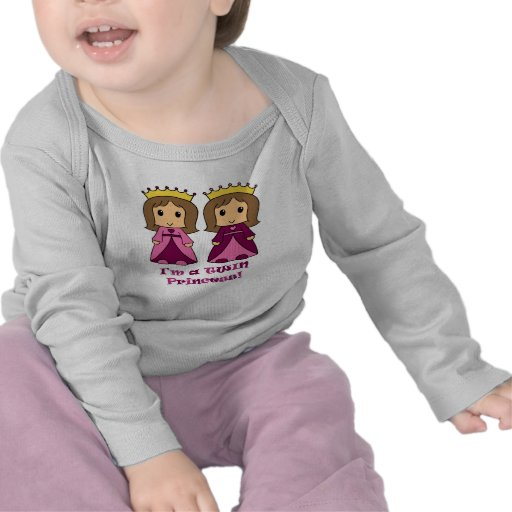 Princesses jumelles t-shirt