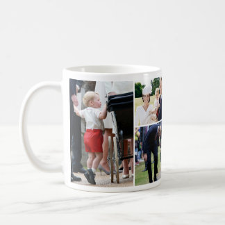 Prinz George - Prinzessin Charlotte - William Kate Tasse