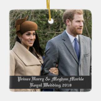 Prinz Harry u. Meghan Markle königliche Hochzeit Ornament