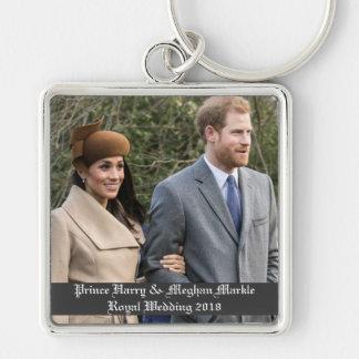 Prinz Harry u. Meghan Markle königliche Hochzeit Schlüsselanhänger
