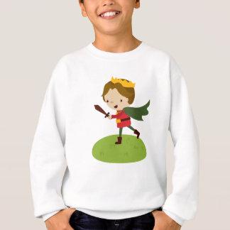Prinz Liam Charge von den Märchen Kingdon Sweatshirt
