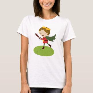 Prinz Liam Charge von den Märchen Kingdon T-Shirt