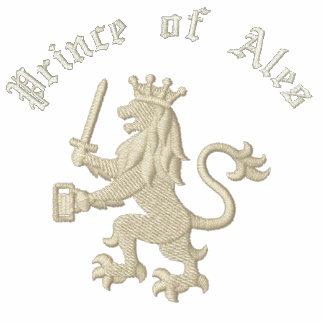 Prinz lustigen trinkenden Wortspiels Ales Poloshirt