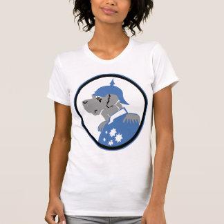 Prinz Otto von Bismarck-Hund T-Shirt