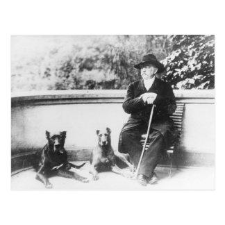 Prinz Otto von Bismarck-Schoenhausen Postkarte