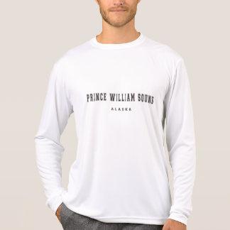 """Prinz William Sound"" Alaska T-Shirt"