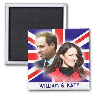 Prinz William u. Kate Middleton Magnet