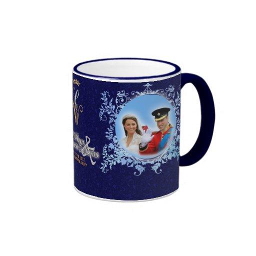 Prinz William u. Prinzessin Catherine Wedding Mug Tassen