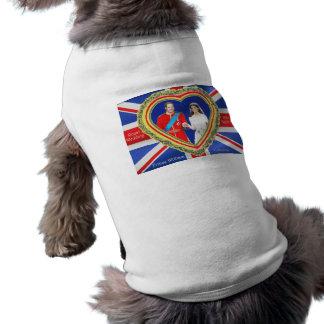 Prinz William und königliche Hochzeit Catherine T-Shirt