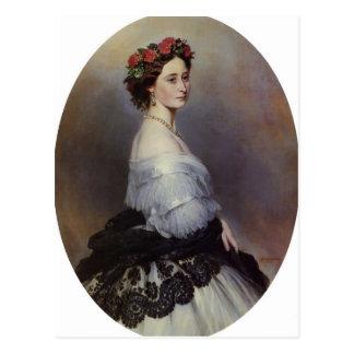 Prinzen Alice Franz-Xaver Winterhalter- von Postkarte
