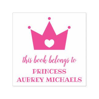Prinzessin Crown - dieses Buch gehört Permastempel