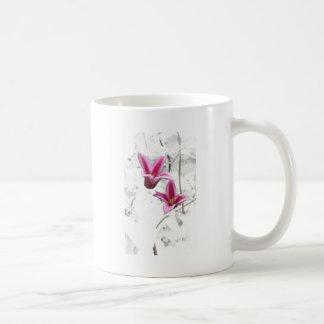 Prinzessin Diana Clematis Kaffeetasse