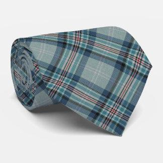 Prinzessin Diana Memorial Tartan Bedruckte Krawatte