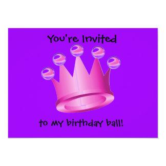 Prinzessin Einladungen