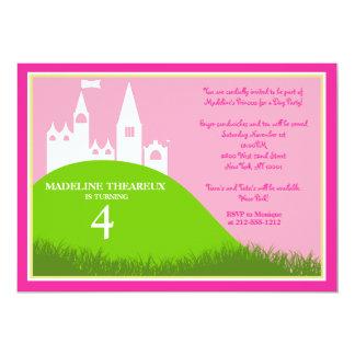 Prinzessin für einen Tag 12,7 X 17,8 Cm Einladungskarte