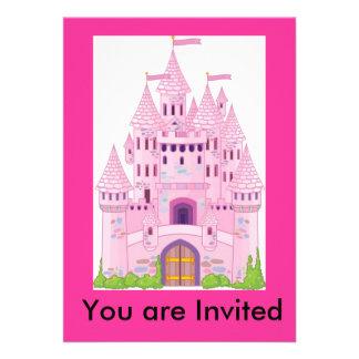 Prinzessin Invitation Personalisierte Einladungskarte