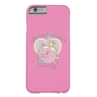 Prinzessin laufend barely there iPhone 6 hülle