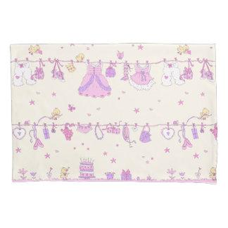 Prinzessin Laundry Kissen Bezug