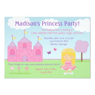 Prinzessin Party Einladung 12,7 X 17,8 Cm Einladungskarte