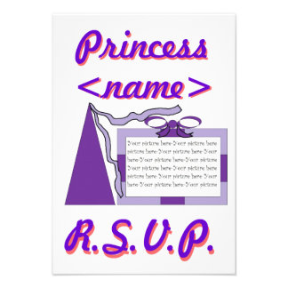Prinzessin Purple lila Hut-erstes Geburtstags-Part