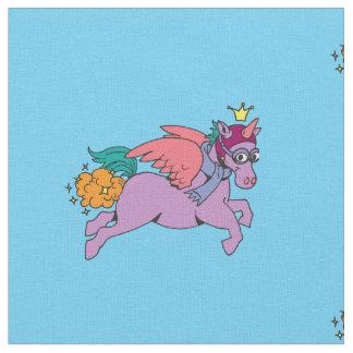 Prinzessin SparkleFarts Fabric Stoff