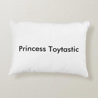 "Prinzessin Toytastic Accent Pillow 16"" X12 "" Zierkissen"