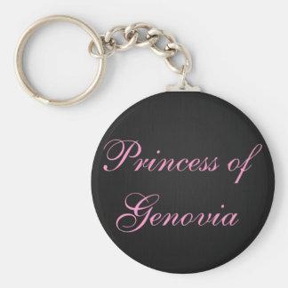 Prinzessin von Genovia keychain Schlüsselanhänger
