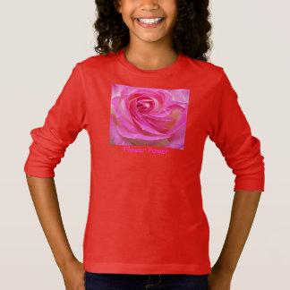 Prinzessin von Monaco-Rosen-Blumen-PowerHoodie T-Shirt