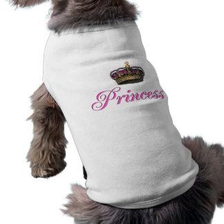 Prinzessinkrone im Pink Shirt
